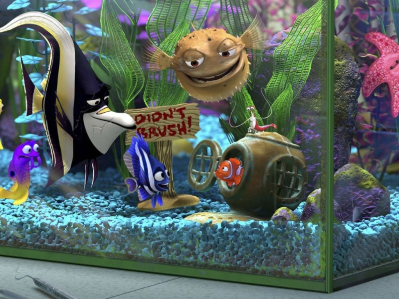 Fonds d'écran Le monde de Nemo 328