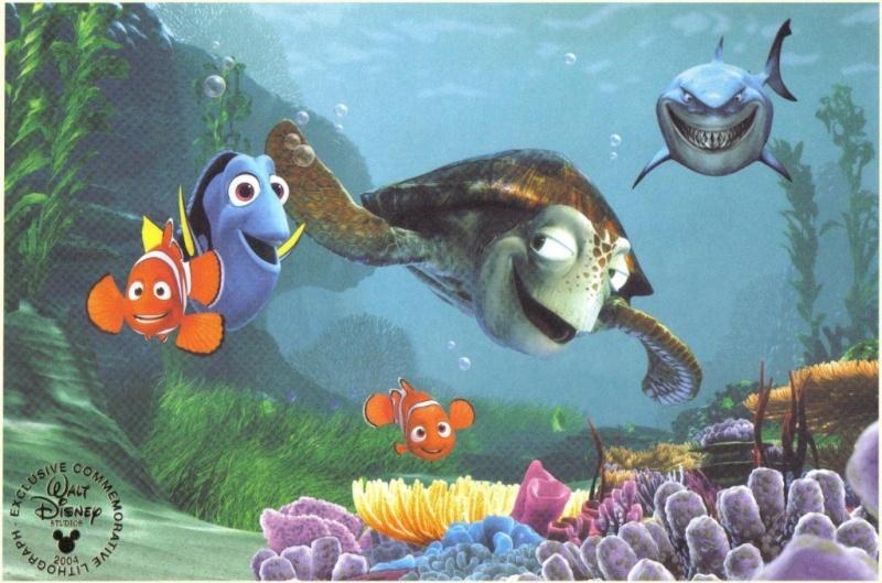Fonds d'écran Le monde de Nemo 3315