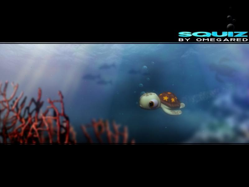 Fonds d'écran Le monde de Nemo 3614