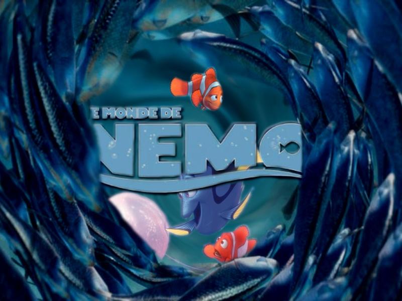 Fonds d'écran Le monde de Nemo 3714