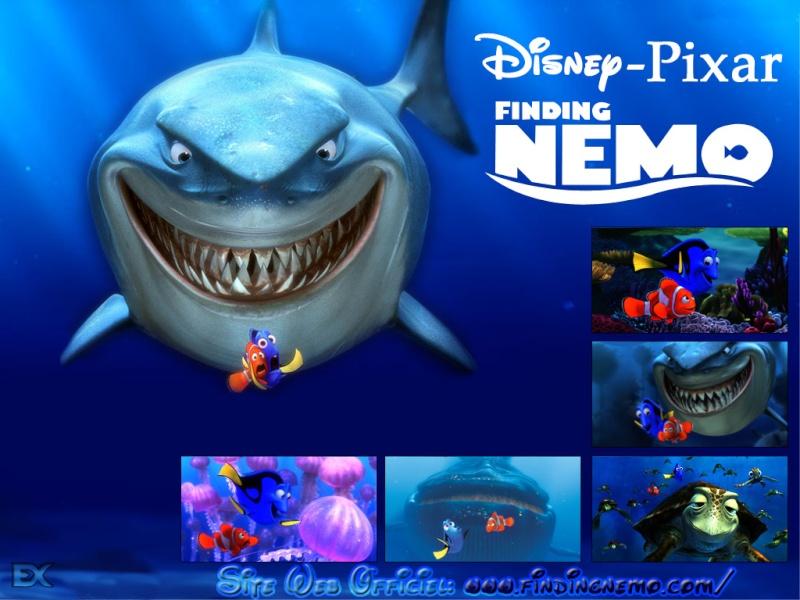 Fonds d'écran Le monde de Nemo 3814