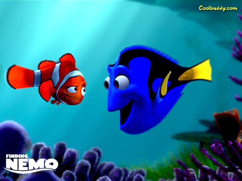 Fonds d'écran Le monde de Nemo 3914