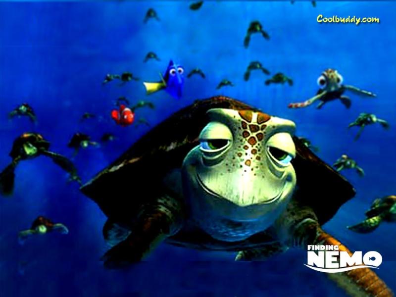 Fonds d'écran Le monde de Nemo 4014