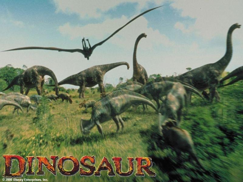 Fonds d'écran Dinosaure 410