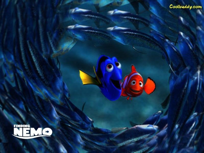 Fonds d'écran Le monde de Nemo 4114