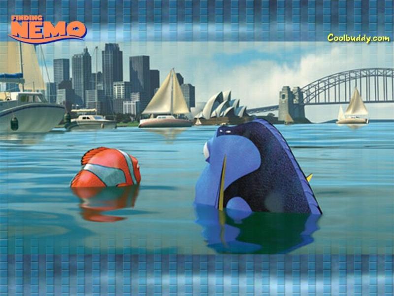 Fonds d'écran Le monde de Nemo 4214