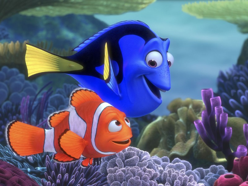 Fonds d'écran Le monde de Nemo 427