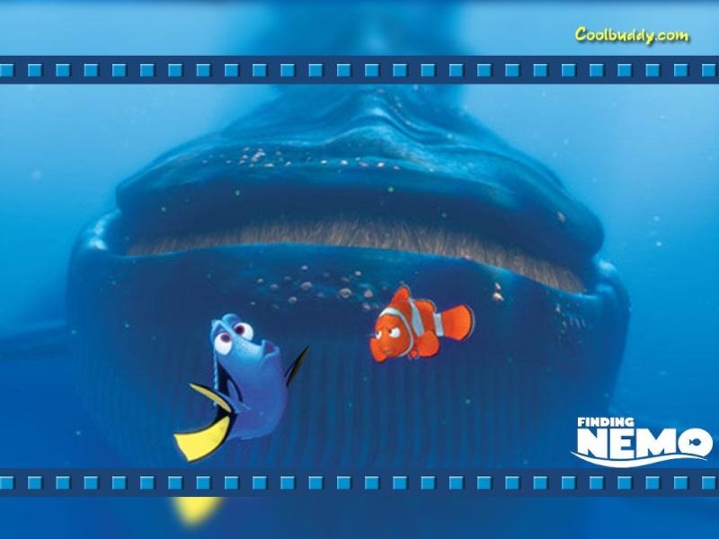 Fonds d'écran Le monde de Nemo 4314