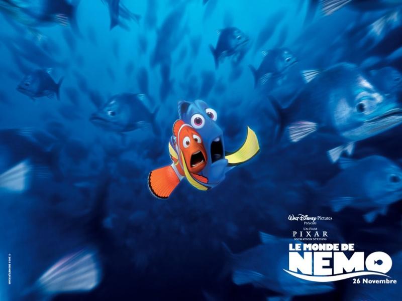 Fonds d'écran Le monde de Nemo 4414