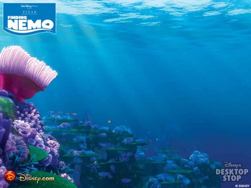 Fonds d'écran Le monde de Nemo 4514