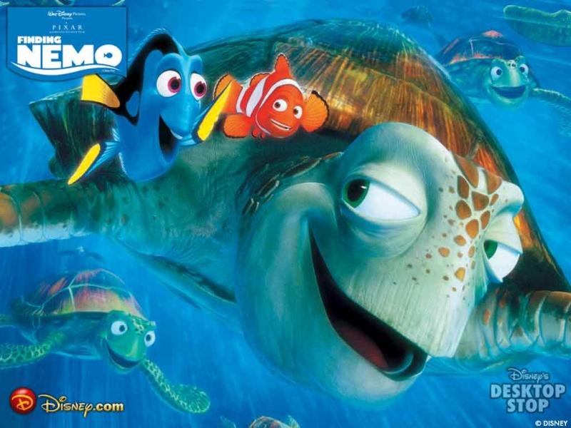Fonds d'écran Le monde de Nemo 4614