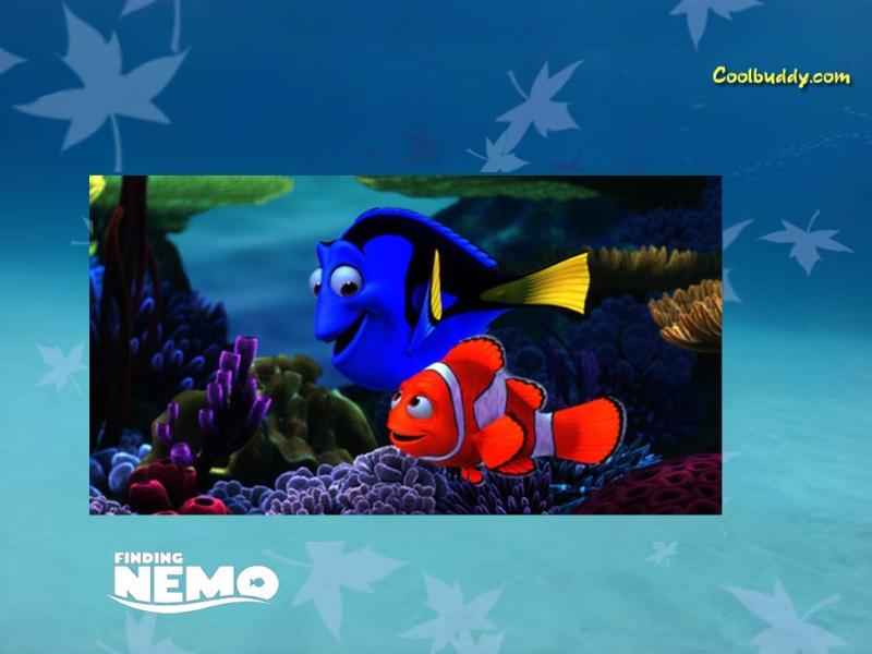 Fonds d'écran Le monde de Nemo 4813