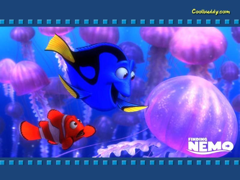 Fonds d'écran Le monde de Nemo 4913