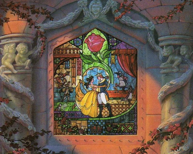 Fonds d'écran La belle et la Bête - Page 2 5210