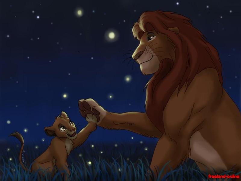 Fonds d'écran Le roi lion - Page 2 5212