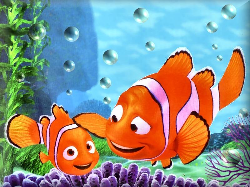 Fonds d'écran Le monde de Nemo 527