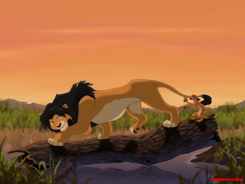 Fonds d'écran Le roi lion - Page 2 5412