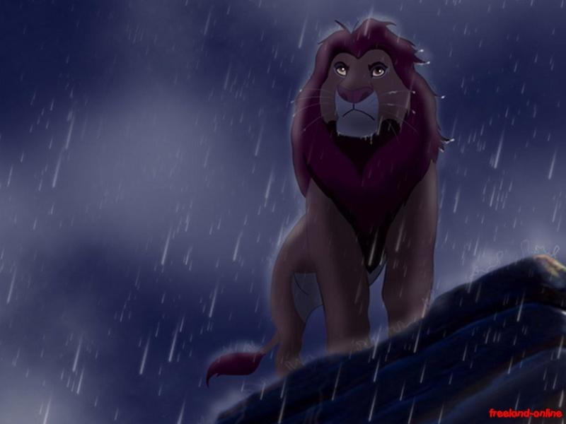Fonds d'écran Le roi lion - Page 2 5512