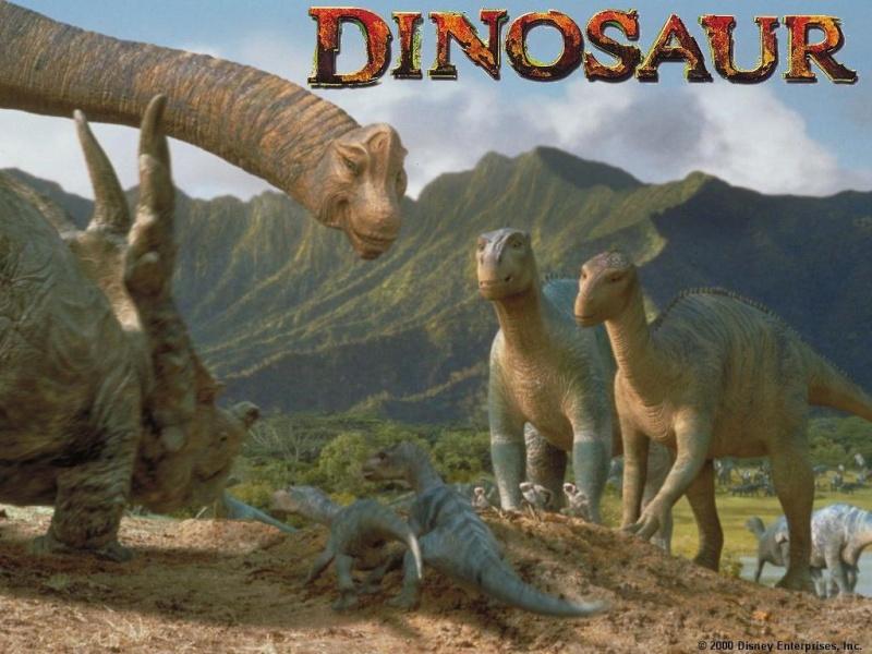 Fonds d'écran Dinosaure 610