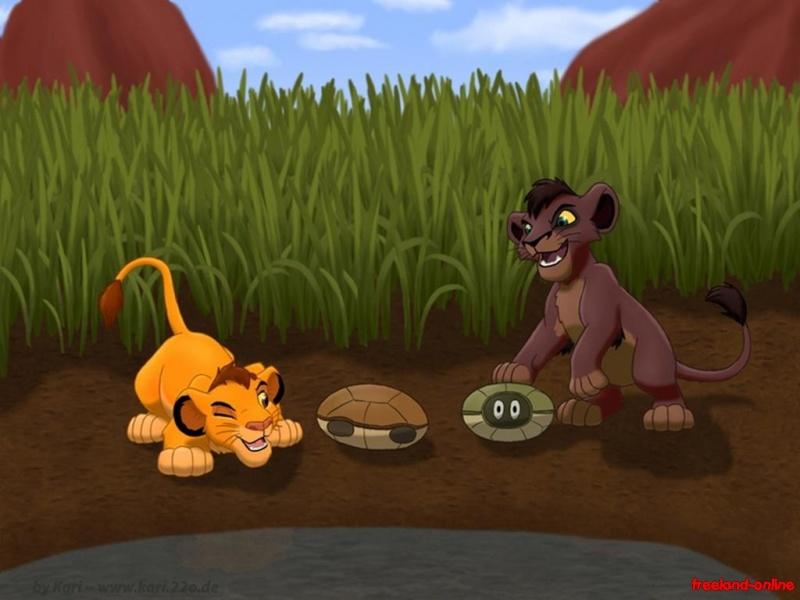 Fonds d'écran Le roi lion - Page 2 6111