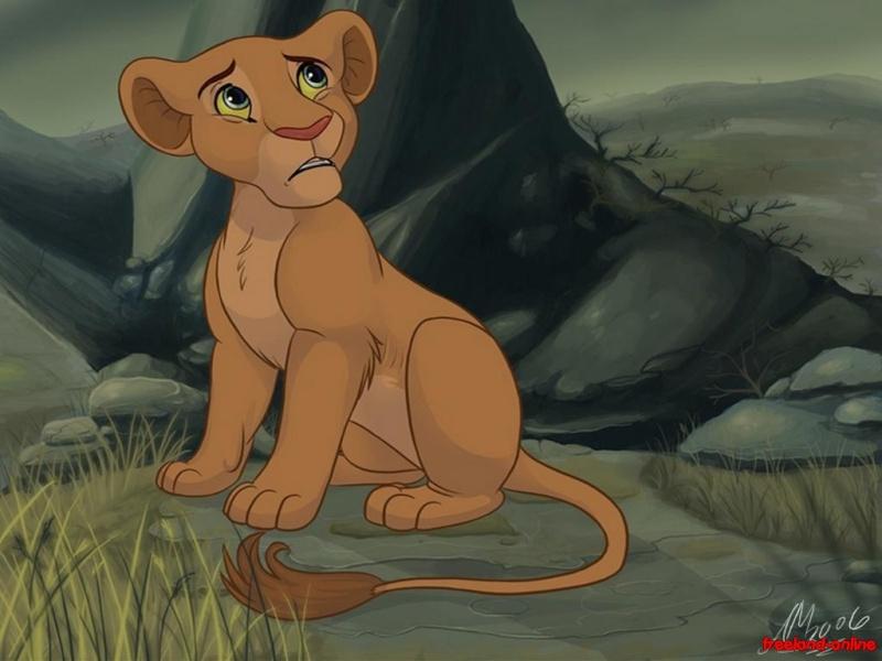 Fonds d'écran Le roi lion - Page 2 6211