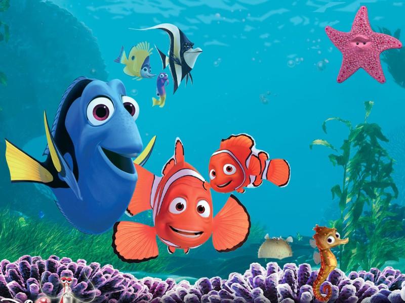 Fonds d'écran Le monde de Nemo 627