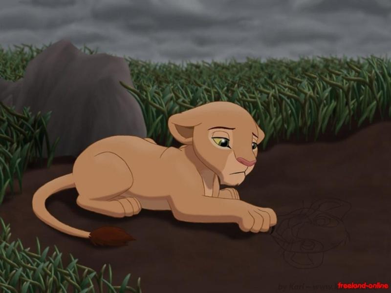 Fonds d'écran Le roi lion - Page 2 6411