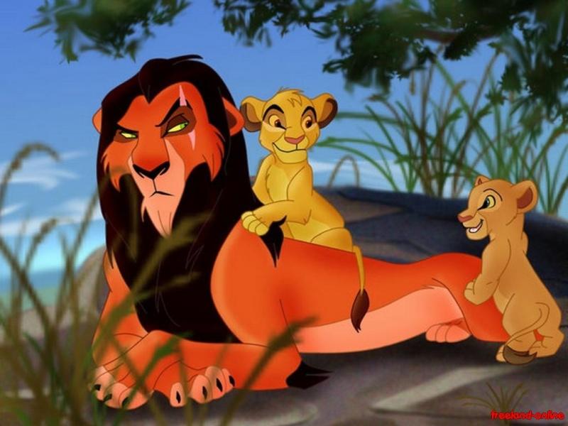 Fonds d'écran Le roi lion - Page 2 6611