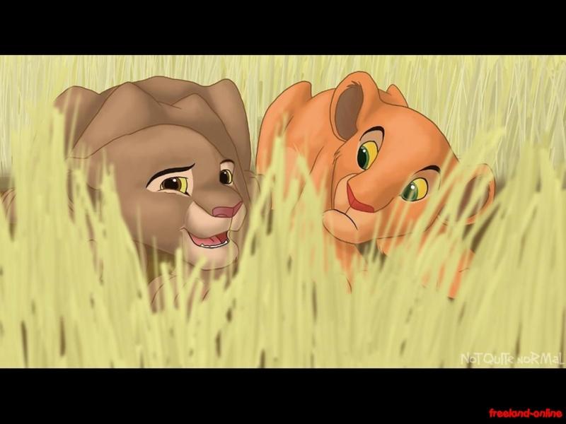 Fonds d'écran Le roi lion - Page 2 6711