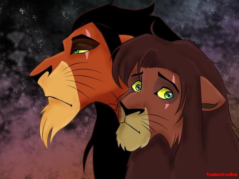 Fonds d'écran Le roi lion - Page 2 6811