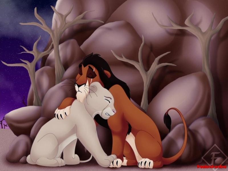 Fonds d'écran Le roi lion - Page 2 6911