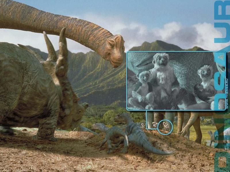 Fonds d'écran Dinosaure 710