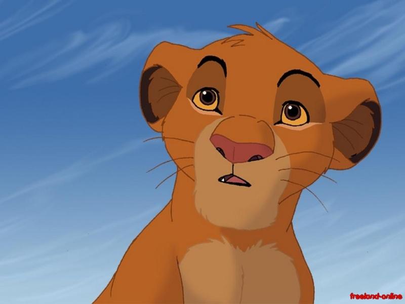 Fonds d'écran Le roi lion - Page 2 7211