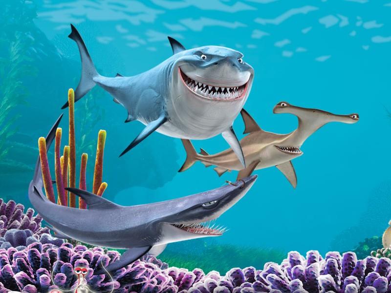 Fonds d'écran Le monde de Nemo 727