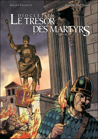 Diocletien, le trésor des martyrs Chaill10