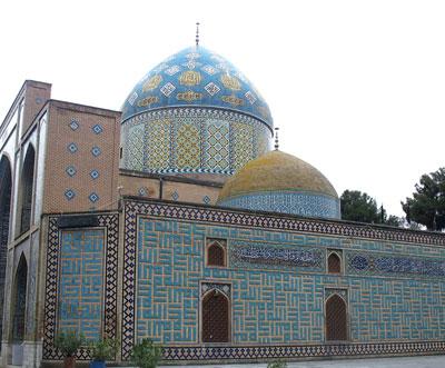 Calligraphie iranienne 1320-210