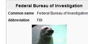 Federal Bureau of Investigation 13954610