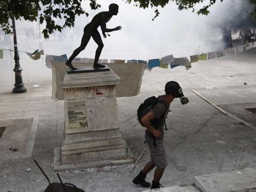 Révolte grecque  18787910