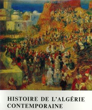Histoire de l'Algérie contemporaine Cover_10