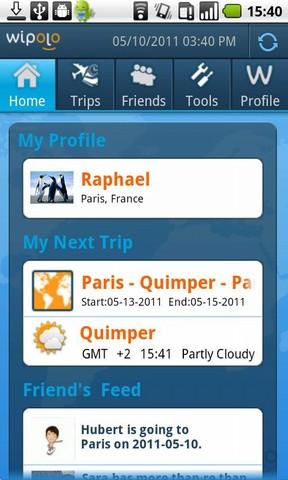 [SOFT] WIPOLO : Toutes vos informations sur vos voyages réunies en un seul soft [Gratuit]  Screen10