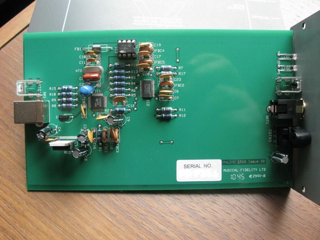 Musical Fidelity V-Link  A7aab812
