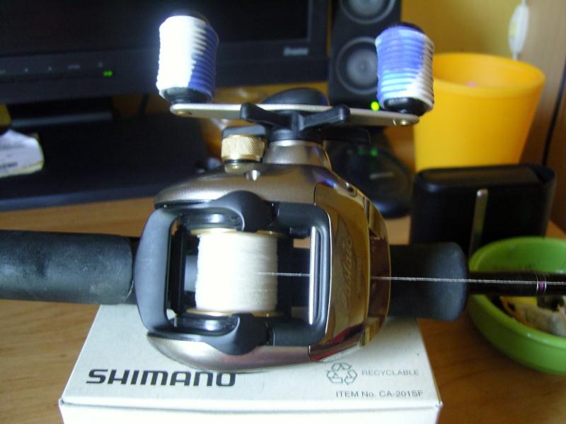 Vds canne Daiwa Thunderstick mrb + moulinet Shimano Castaic 201sf((VENDU)) Snc12810