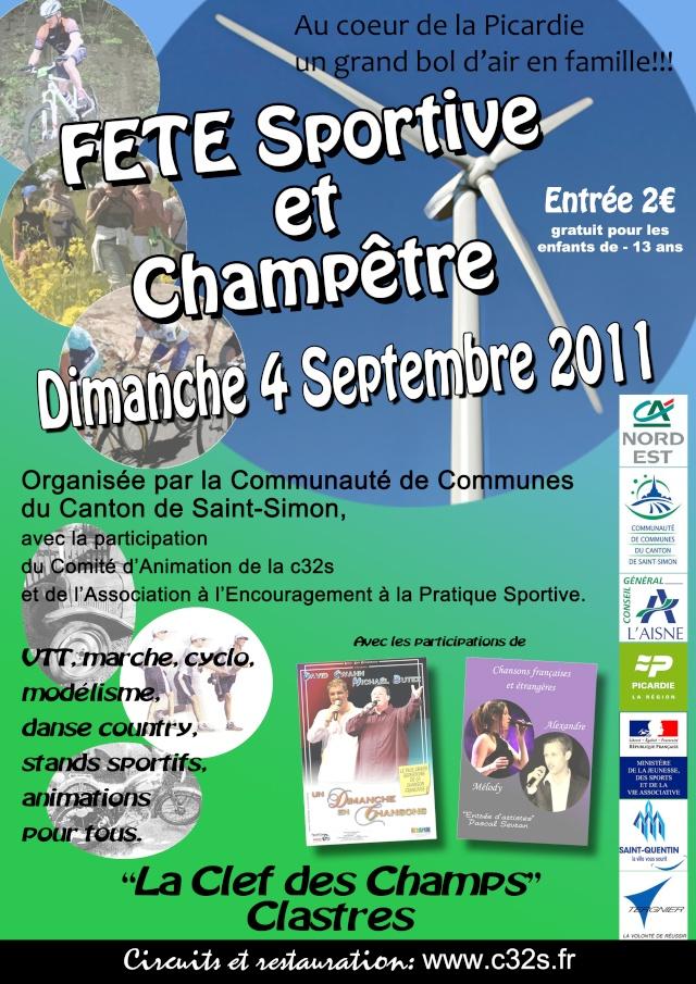 Fête sportive et champêtre Clastres 04/09/2011 Repris14