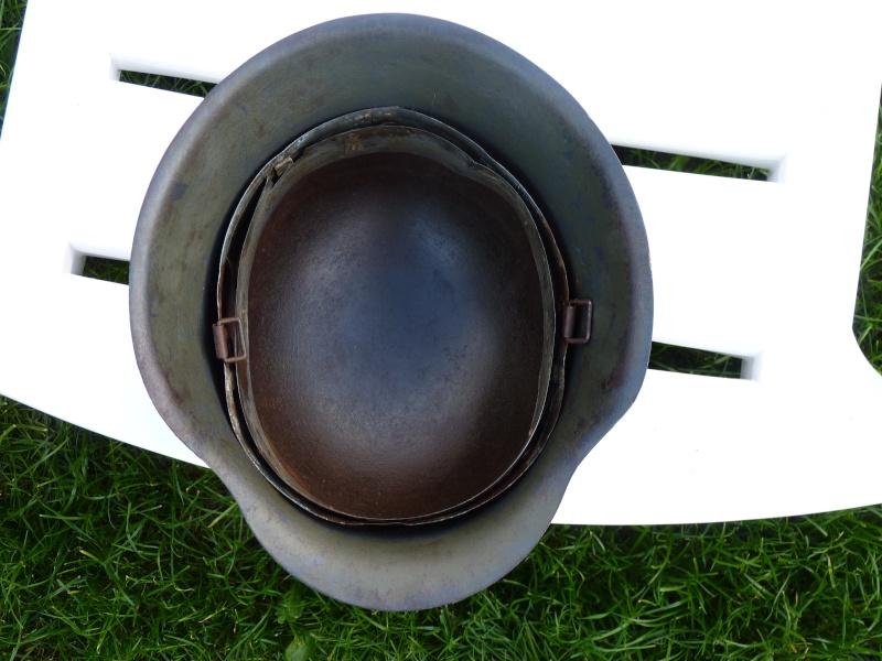 Votre plus beau casque Allemand WWII P1000511