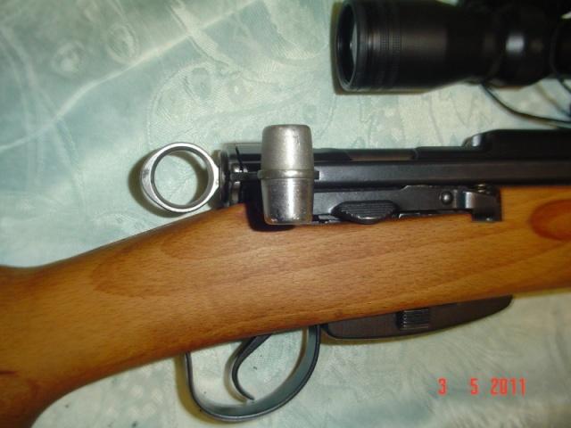 une restauration de fusil à mèche japonnais de 1678. Dsc00010