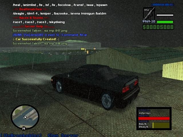 New Server Screenshots Sa-mp-11