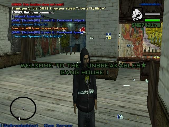 New Server Screenshots Sa-mp-12