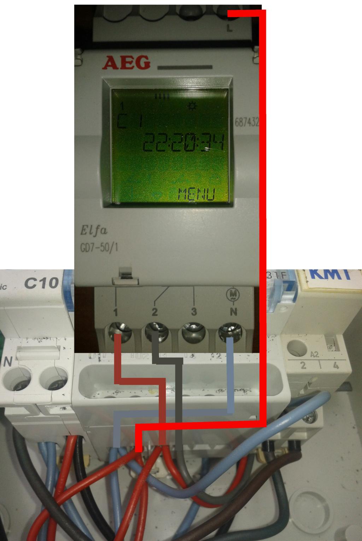 Horloge fatiguée : modèles de remplacement. 2013-013