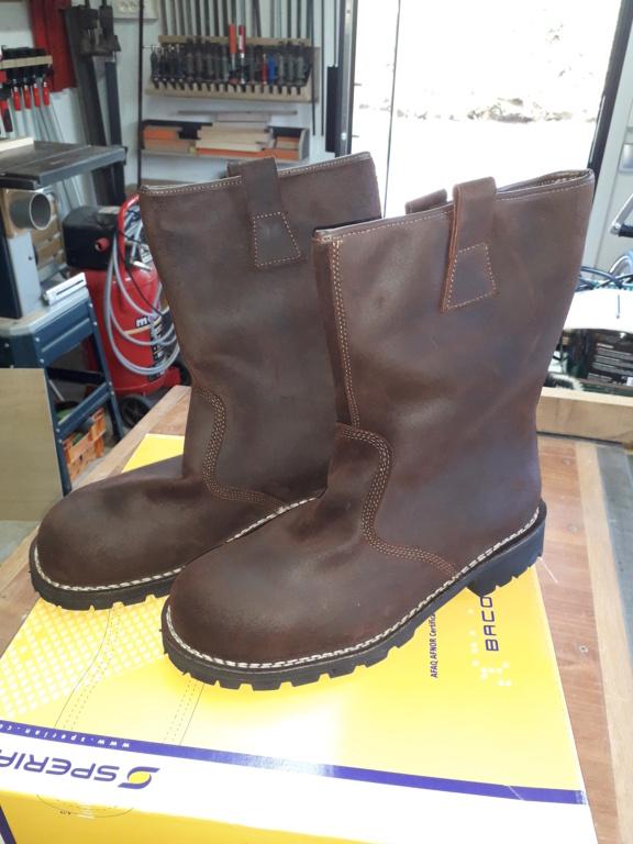 Chaussure sécurité 20200818