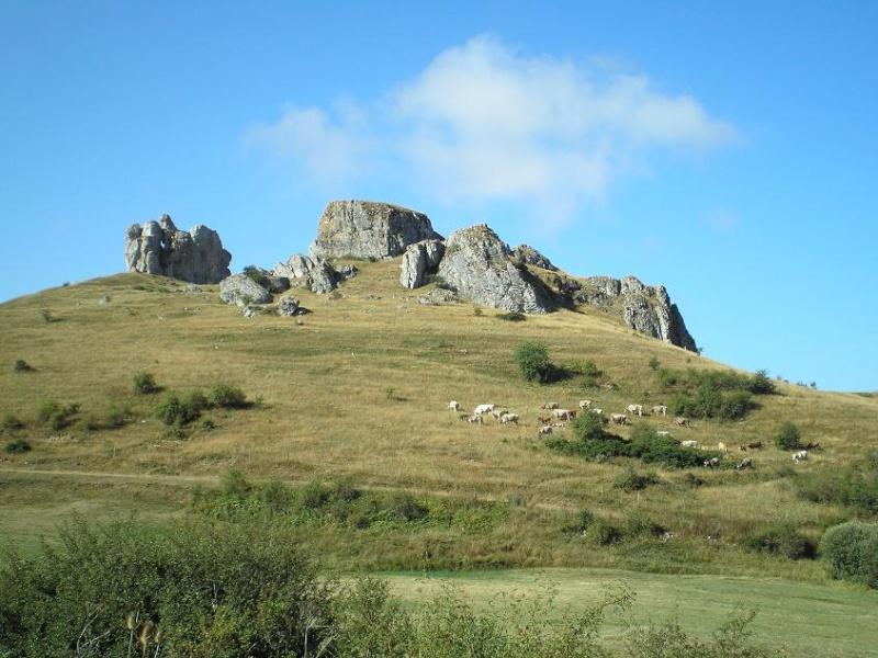 Tercera ruta - Aguilar de Campoo Montaa10